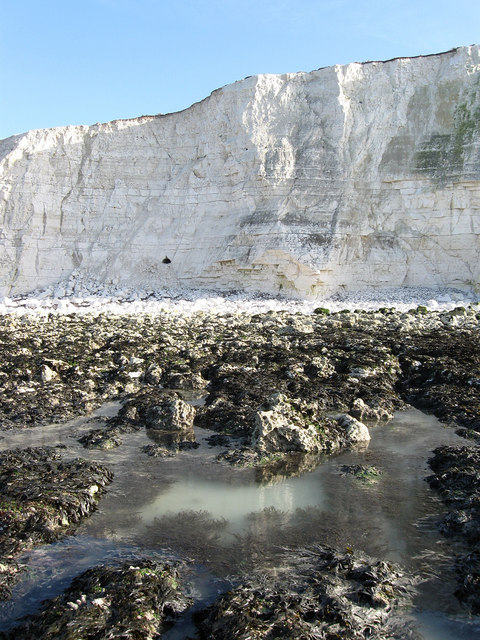 Cliffs near Saltdean