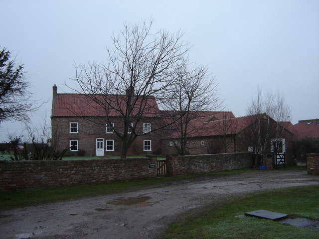 Converted  farmhouse  and  buildings