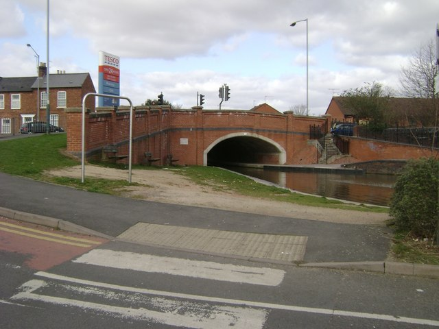 Bridge 46, Grand Union Canal, Warwick