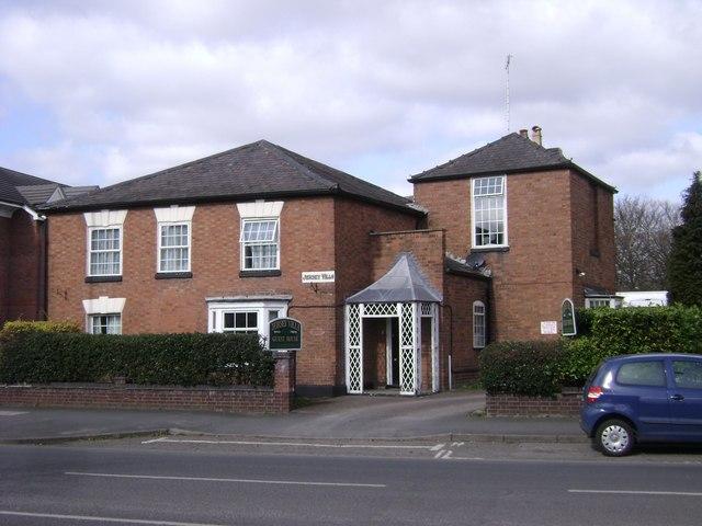 Jersey Villa,guest house, Emscote Road, Warwick