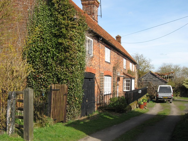 Farm House, Upper Farm, Drayton Beauchamp