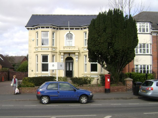 St John's Ambulance Station, Emscote Road, Warwick