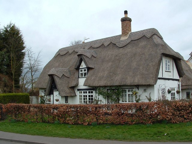 Thatched Cottage, West Perry