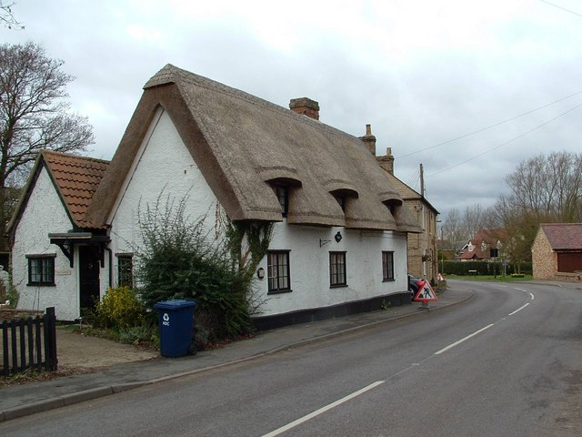 Thatched Cottages, West Perry