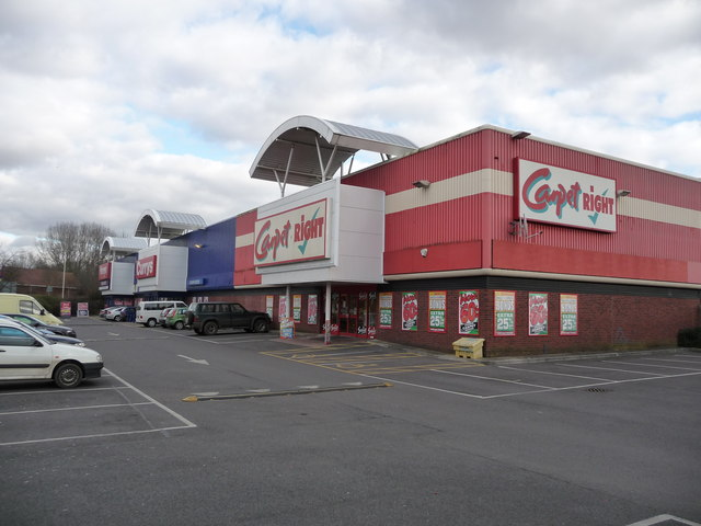 Andover - Churchill Retail Park