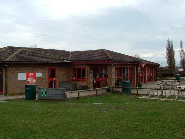 Grafham Water Visitors Exhibition Centre