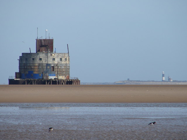 Haile Sand Fort and Spurn Head