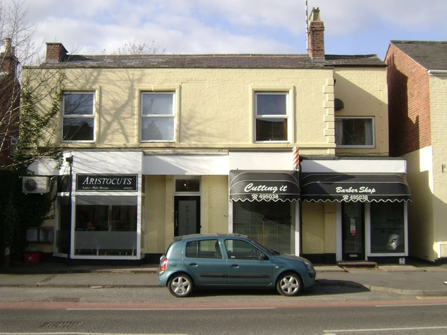 Hairdressers, Emscote Road, Warwick