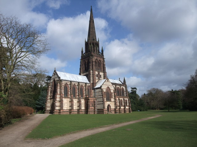 The Chapel of our Lady, Clumber Park