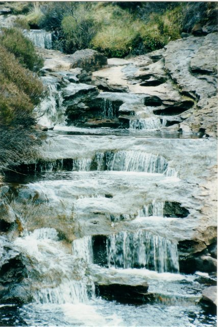 Inverarish Falls, Raasay