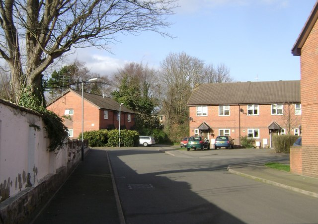 Social housing, Fosberry Close, Warwick