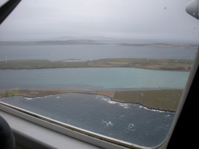 South end of Sanday