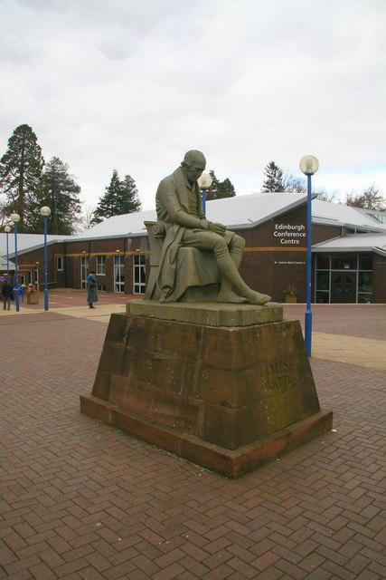 James Watt, Heriot-Watt University