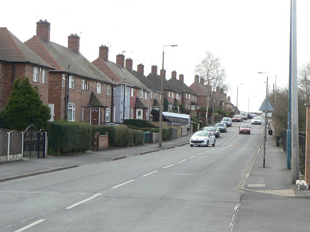Southglade Road