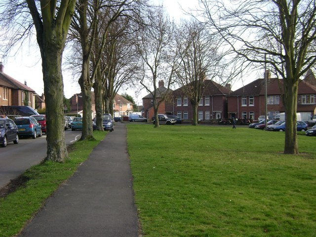 Greenspace, All Saints Road, Warwick