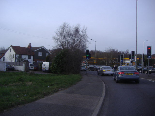 A217 Burgh Heath