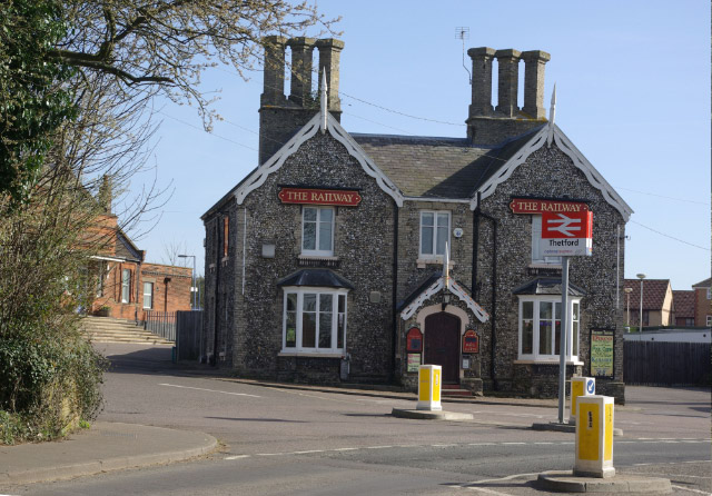 The Railway, Thetford