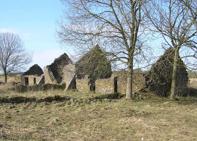 Deserted Buildings