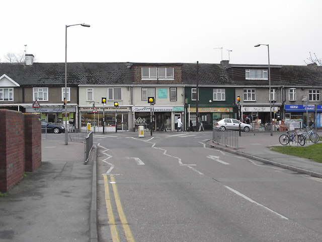 Furtherwick Road shops
