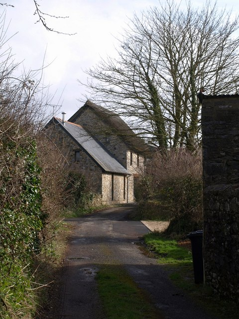 Buildings at Goodstone