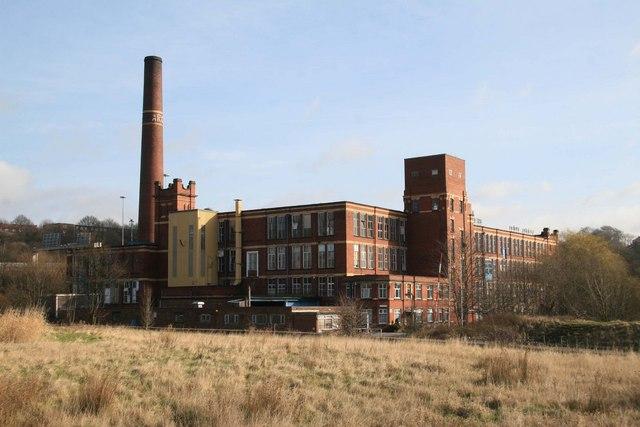 Ark Mill (aka Welkin Mill)