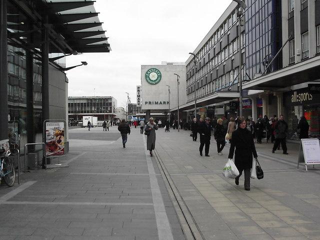 Town Square Basildon