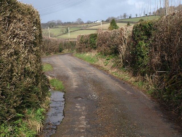 Lane at Goodstone