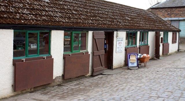 Seton Farm Shop