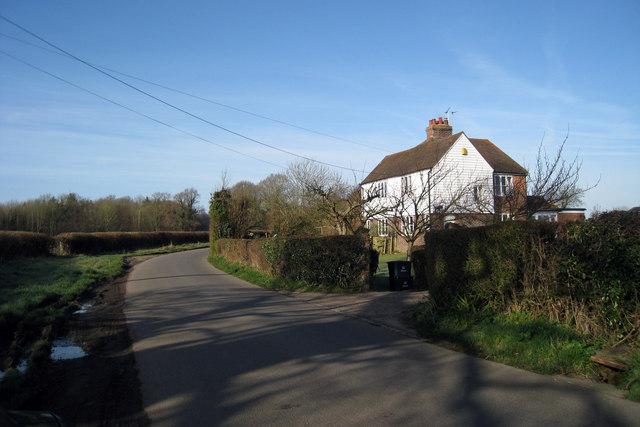 House on Fontridge Lane