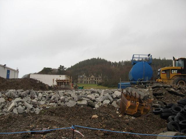 Construction and destruction