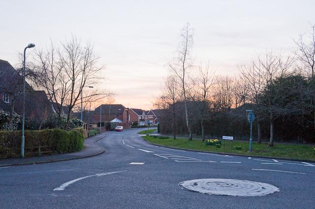 Balmoral Way, Rownhams