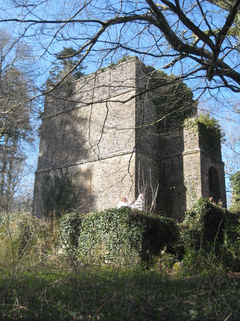 Mausoleum of Sir James Tillie of Pentillie Castle