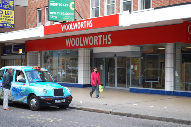 Woolies no more