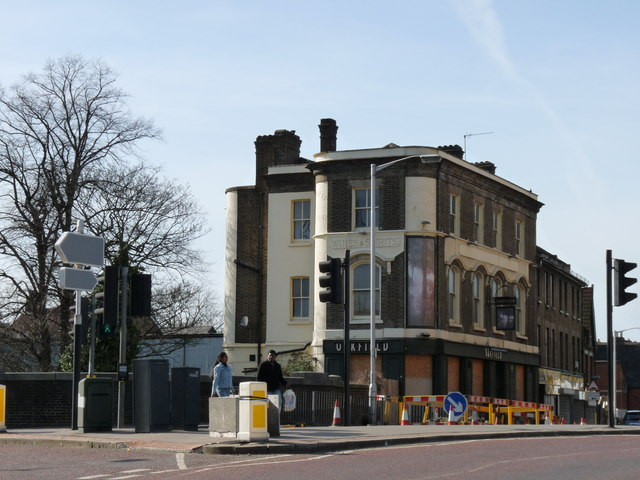 The Oakfield Tavern, Croydon