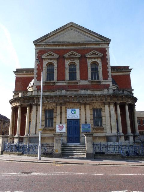 West Croydon Baptist Church