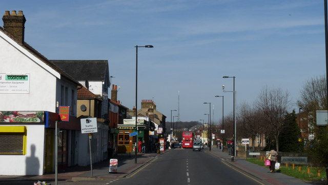 Whitehorse Road, Croydon