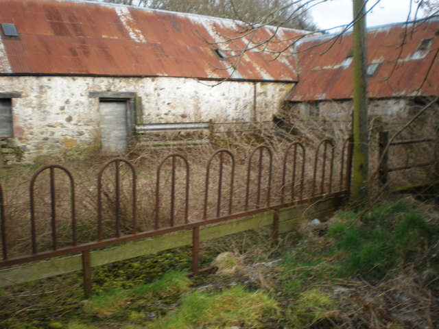 Darris Steading Buildings