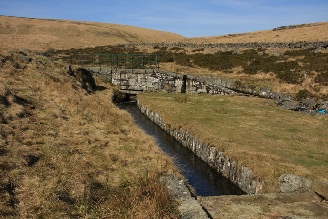 Head of Devonport Leat