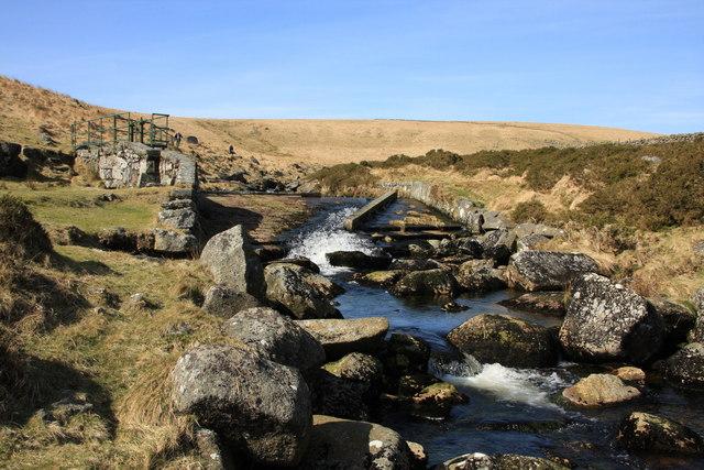 Weir on the West Dart