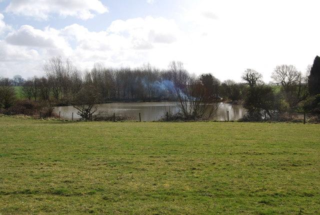 Hartley Pond, Hartley Mauditt (2)