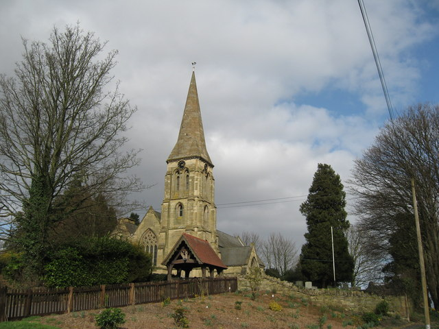 St Mary's Church, Abberley, Worcestershire