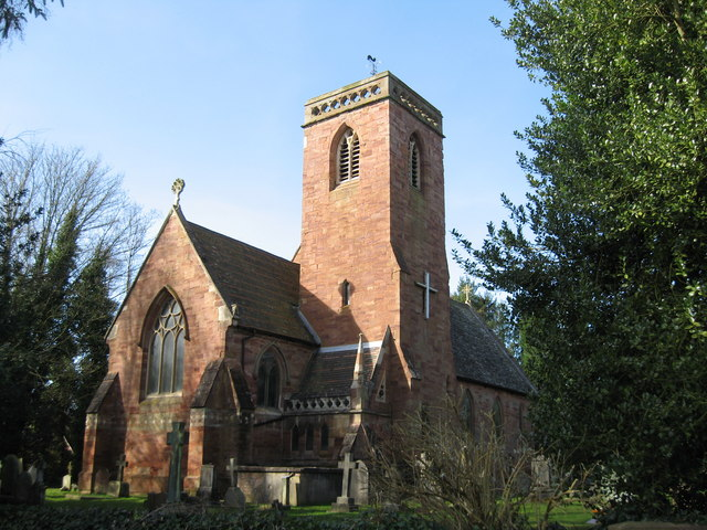 St James Churchill, Worcestershire