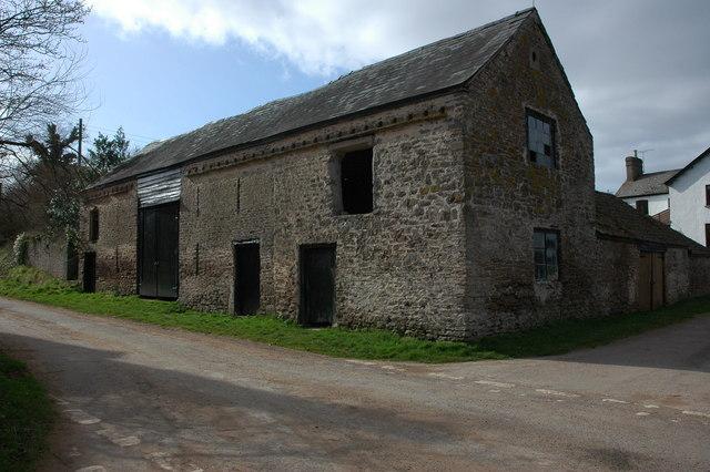 Stone barn, Lewstone
