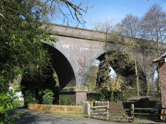 Railway Viaduct, Blakedown, Worcestershire