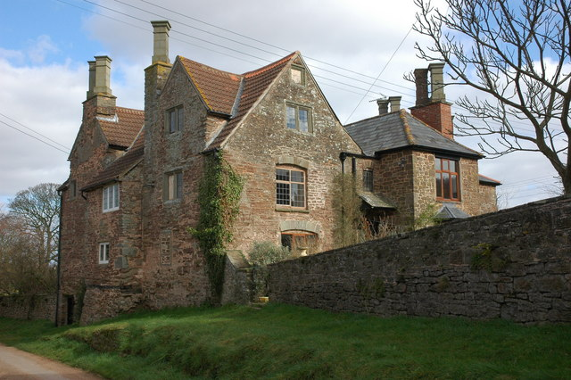Farm house at Lewstone