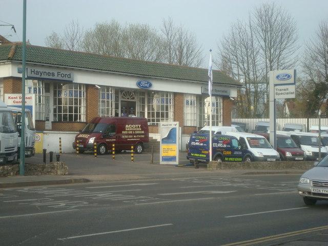 Van Dealer, Ashford Road, Maidstone
