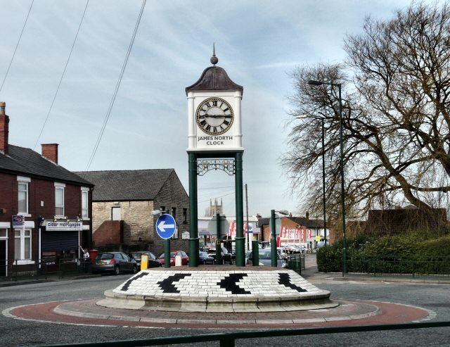 James North Clock
