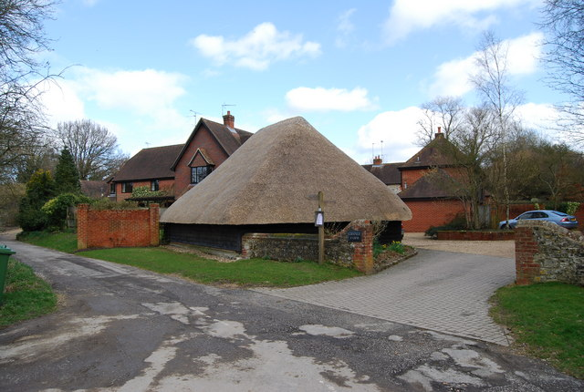 Thatched Barn, Grange Farm, Gracious St, Selborne