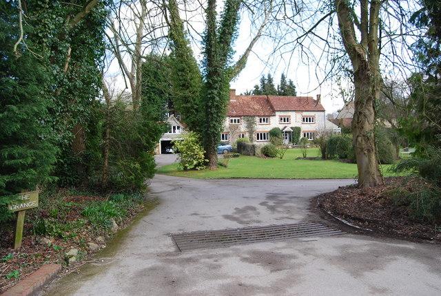 The Grange, Gracious St, Selborne