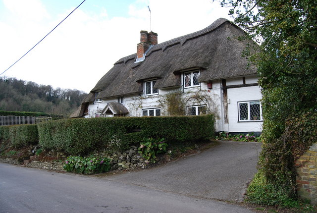 Thatched Cottage, Gracious St, Selborne